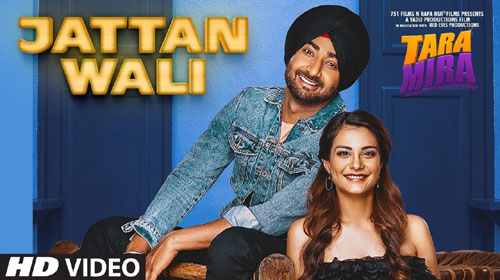 Jattan Wali Lyrics by Ranjit Bawa