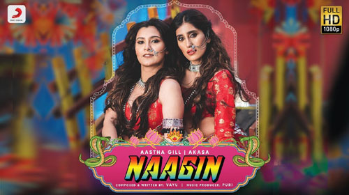 Naagin Lyrics by Aastha Gill
