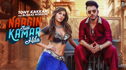 Naagin Jaisi Lyrics by Tony Kakkar