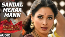 Sandal Meraa Mann Lyrics from Syeraa