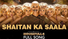 Shaitan Ka Saala Lyrics from Housefull 4