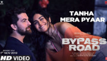 Tanha Mera Pyaar Lyrics from Bypass Road