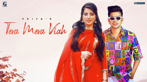Tera Mera Viah Lyrics by Priya