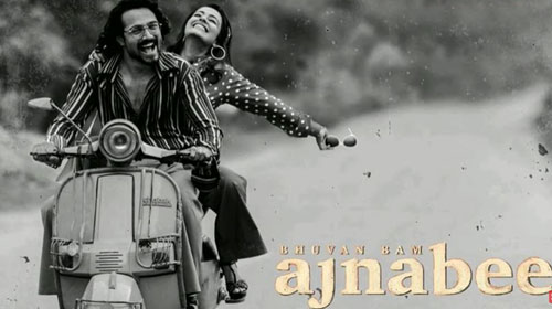 Ajnabee Lyrics by Bhuvan Bam