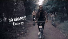 No Brands Lyrics by Emiway