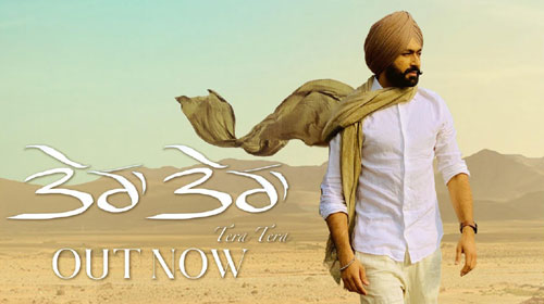 Tera Tera Lyrics by Tarsem Jassar