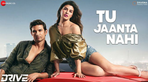 Tu Jaanta Nahi Lyrics from Drive