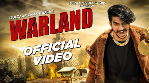 Warland Lyrics by Gulzaar Chhaniwala