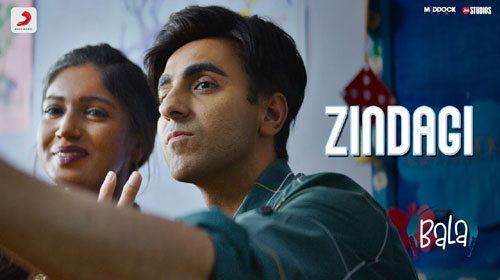 Zindagi Lyrics from Bala