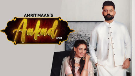 Aakad Lyrics by Amrit Maan