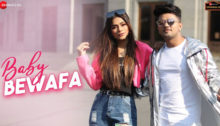 Baby Bewafa Lyrics by Goldie Sohel