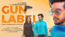 Gun Label Lyrics by Jigar and Gurlej Akhtar