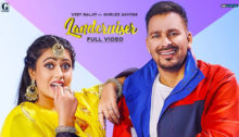 Landcruiser Lyrics by Veet Baljit