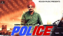 Police Lyrics by Sidhu Moose Wala