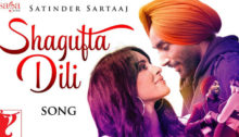 Shagufta Dili Lyrics by Satinder Sartaaj