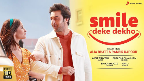 Smile Deke Dekho Lyrics by Sunidhi Chauhan