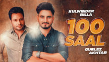 100 Saal Lyrics by Kulwinder Billa