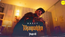 Khamakha Lyrics by Naezy