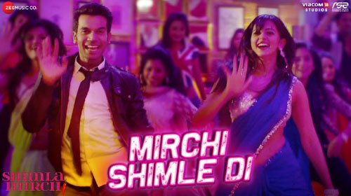 Mirchi Shimle Di Lyrics from Shimla Mirch