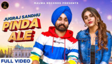 Pinda Ale Lyrics by Jugraj Sandhu