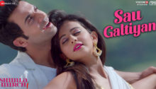Sau Galtiyan Lyrics from Shimla Mirch