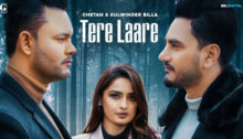 Tere Laare Lyrics by Kulwinder Billa