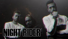 Night Rider Lyrics by Emiway and Themxxnlight