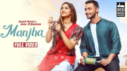 Manjha Lyrics by Vishal Mishra