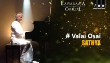 Valai Osai Lyrics from Sathya
