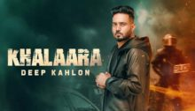 Khalaara Lyrics by Deep Kahlon