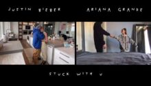 Stuck With U Lyrics by Ariana Grande