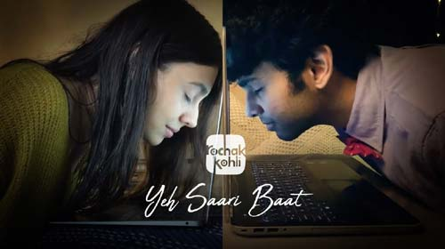 Yeh Saari Baat Lyrics by Rochak Kohli