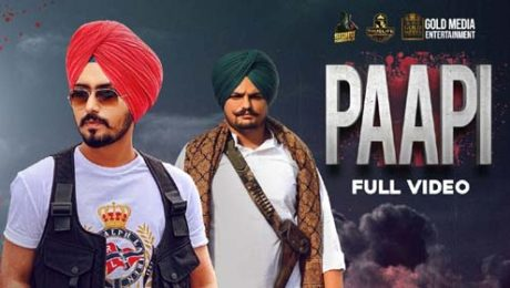 Paapi Lyrics by Rangrez Sidhu and Sidhu Moose Wala