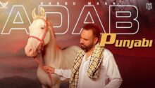 Adab Punjabi Lyrics by Babbu Maan