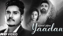 Yaadan Lyrics by Kamal Khan