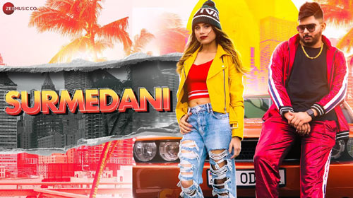 Surmedani Lyrics by Jyotica Tangri