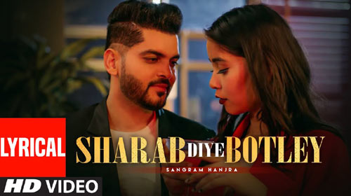 Sharab Diye Botley Lyrics by Sangram Hanjra