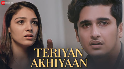 Teriyan Akhiyaan Lyrics by Arun Solanki