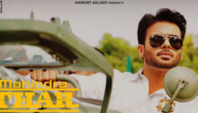 Mahindra Thar Lyrics by Mankirt Aulakh