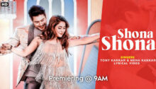 Shona Shona Lyrics by Tony Kakkar and Neha Kakkar