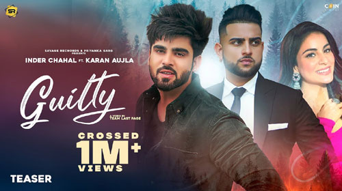 Guilty Lyrics by Karan Aujla