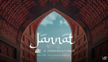 Jannat Lyrics by Ezu and Harshdeep Kaur