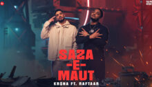 Saza-E-Maut Lyrics by Kr$na and Raftaar
