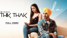 Thik Thak Lyrics by Minda